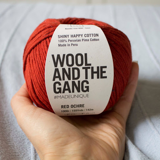 Vegan Yarn Haul - Wool and the Gang