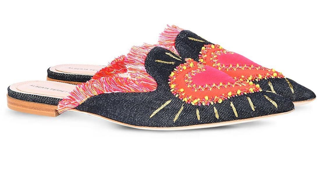 alberta-ferritti-shoes-mule-embroidery
